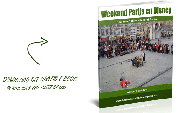 gratis e-book Parijs en Disney